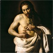 Christ Displaying his Wounds, attributed to Giacomo Galli